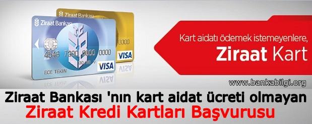 Ziraat Bankası Ziraat Kredi Kartı