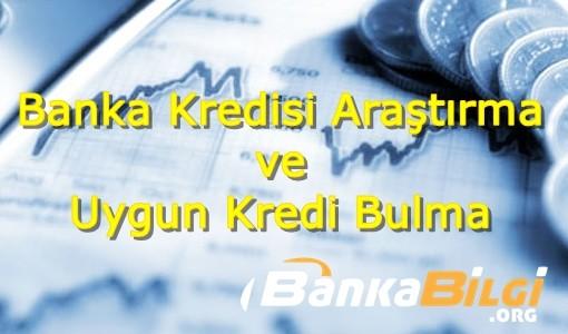 Banka Kredisi Nasıl Araştırılır