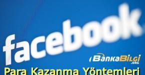 Facebook Para Kazanma Yöntemleri