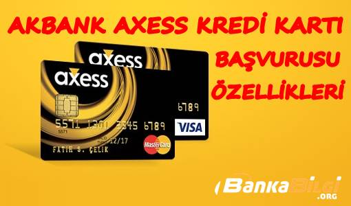 Akbank Axess Kredi Kartı