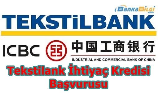 tekstilbank-ihtiyaç kredisi