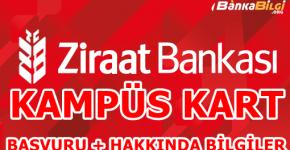 Ziraat Bankası Kampüs Kart