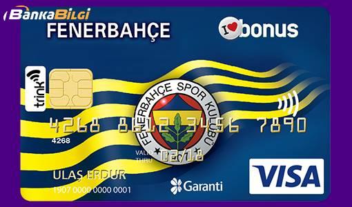 Garanti bankası fenerbahçe bonus